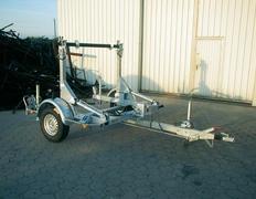 Kabeltrommelwagen Nutzlast 900-1.500 kg