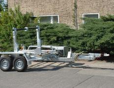 Kabeltrommelwagen Nutzlast 1.750-8.000 kg