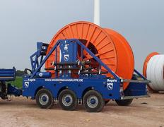 Kabeltrommelwagen 30.000 - 32.060 kg